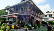 『泰國清邁自助美食』清邁古城巷弄中的泰北料理 — Dash Teak House