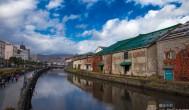『日本自助旅行』悠活漫遊北海道小樽運河、小樽堺町通商店街、手宮線跡地、小樽都通リ