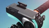 手電筒、行車記錄器、鈴鐺、手機夾具、行動電源、藍牙喇叭於一身的洛克金哨3.0自行車必備神器 398 人民幣集資中!
