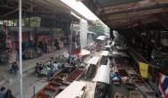 泰國曼谷自助旅行懶人包四天三夜行程規劃水上市場、大城樹中佛頭輕鬆遊!