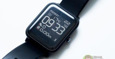 amazfit 運動 手錶 青春 版 錶盤